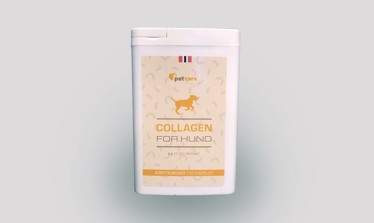 Collagen for hund
